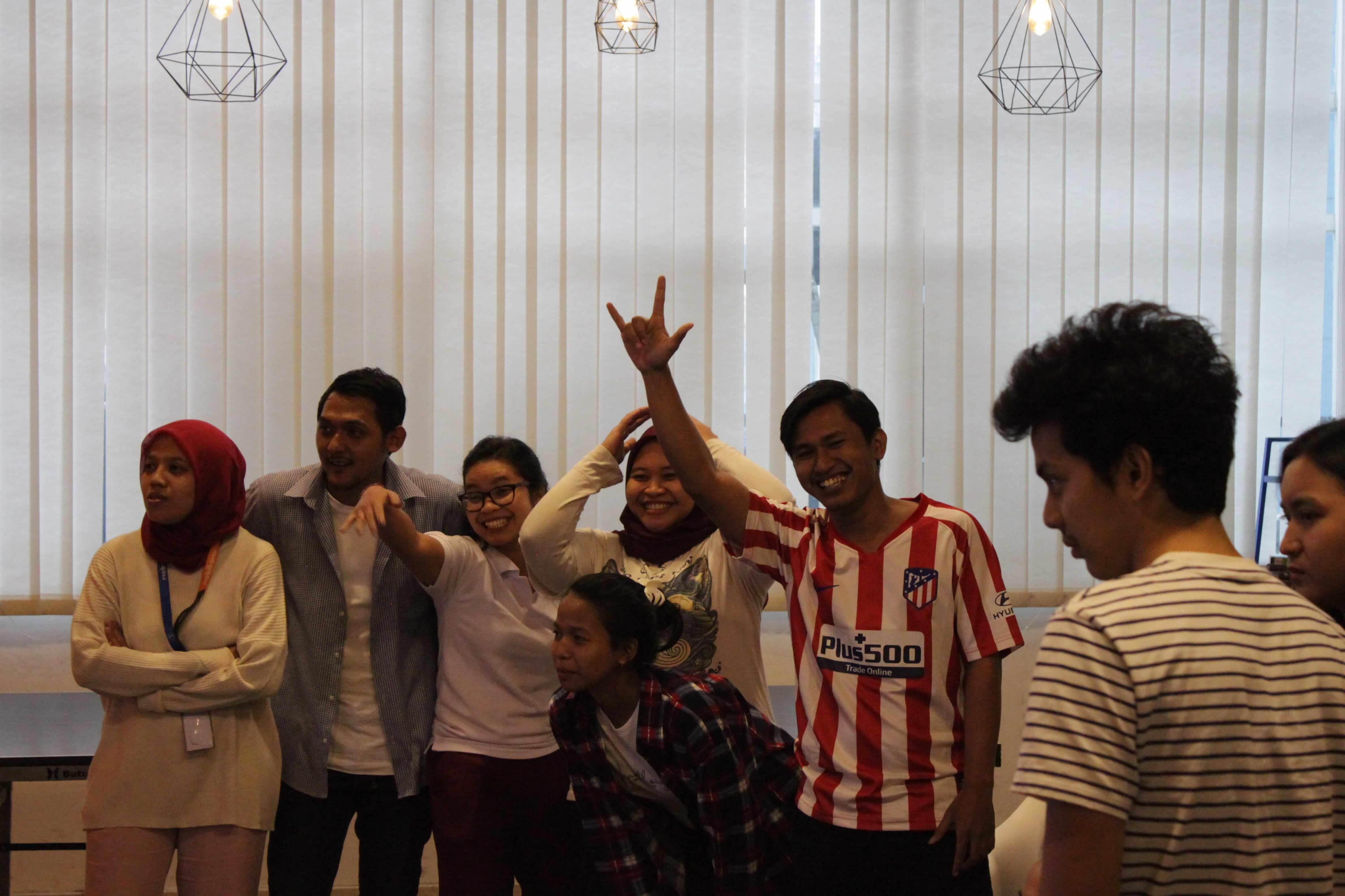 Perayaan Lomba 17 Agustus di Kantor Mobilkamu 5