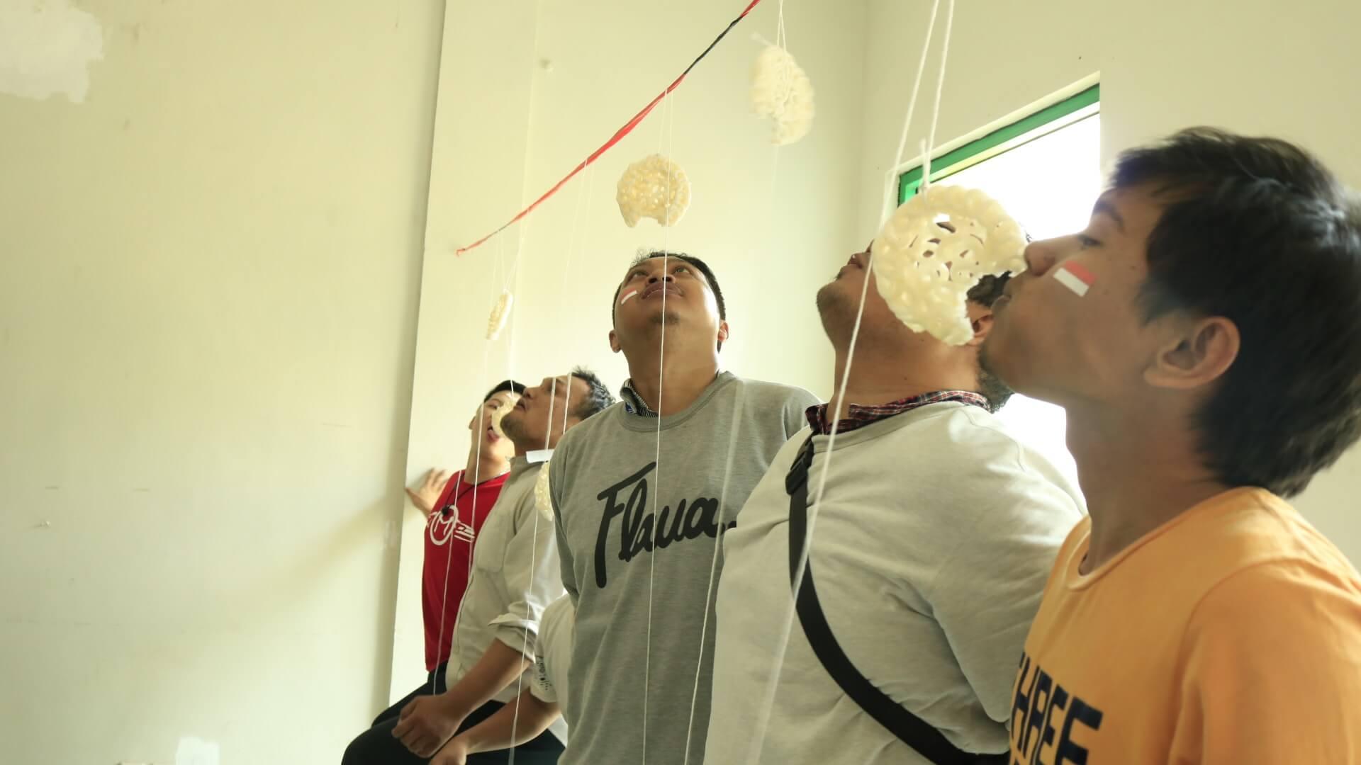 Perayaan Lomba 17 Agustus di Kantor Mobilkamu 3
