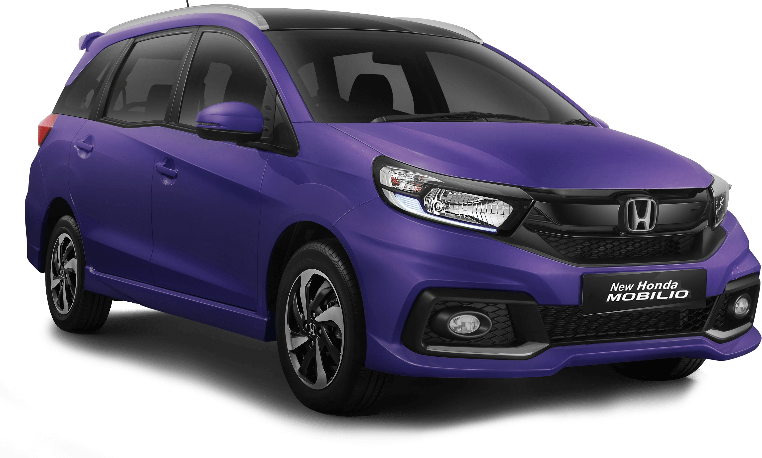 Honda Mobilio Mobil untuk anak muda untuk 7 penumpang